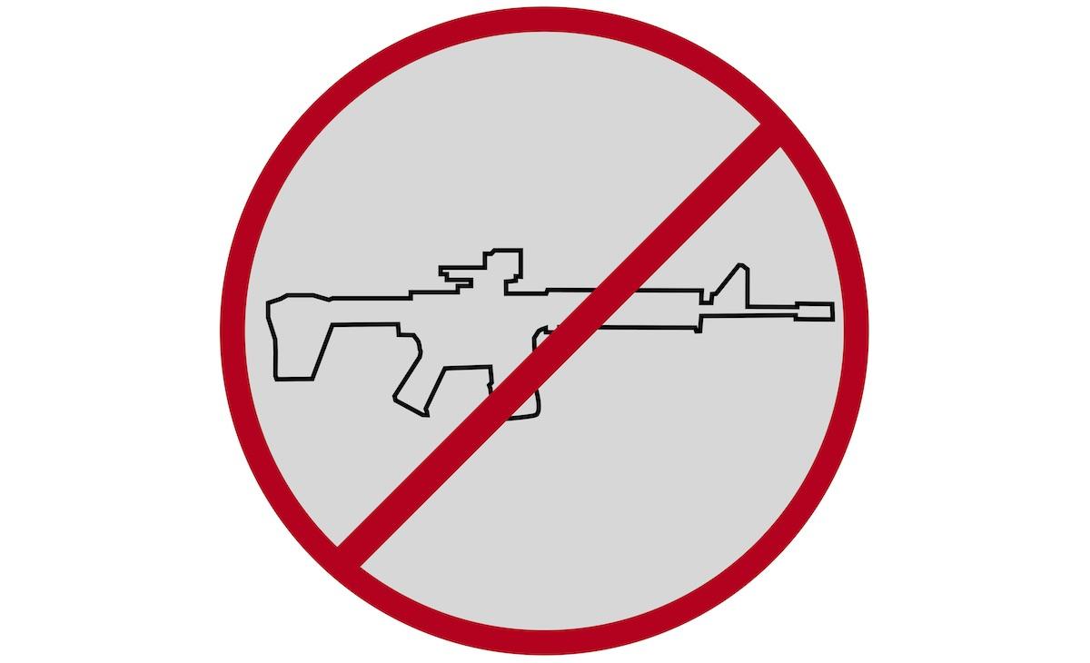 AR-15 ban